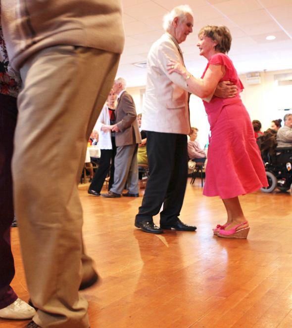 dunlaoghaire elderly support