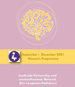 Southside Partnership Women's Autm-Wintr Program Booklet 2021