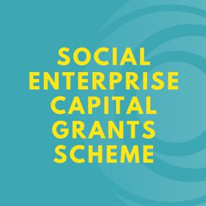 social enterprise grant schem